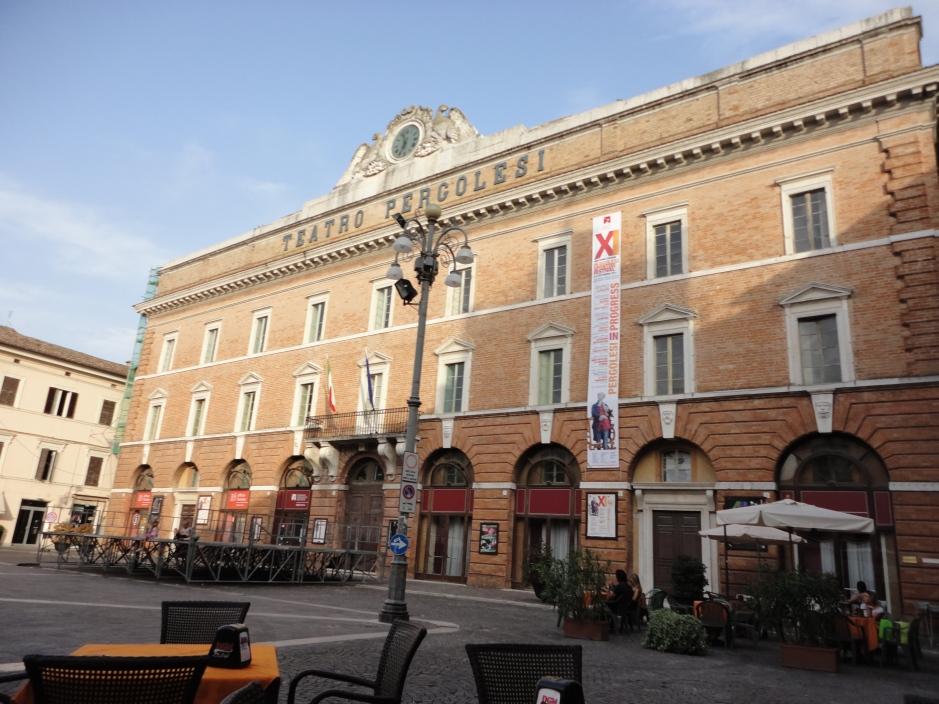 Jesi: Teatro Pergolesi